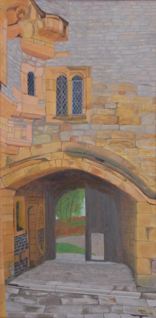 Haddon Hall, Derbyshire