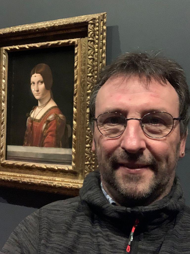 Leonardo exhibition in Paris