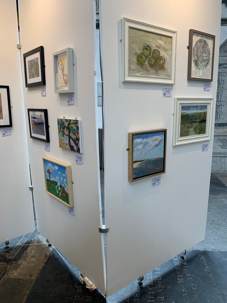 East Riding Artists exhibition at Hull Minster