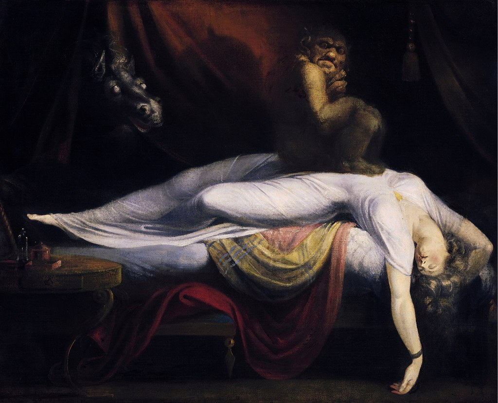 Henry Fuseli - The Nightmare